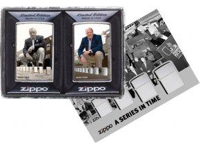 Zapalovač Zippo 21733 Series in Time Limited Edt.