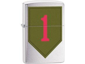 Zapalovač Zippo 21844 U.S. Army 1st Infantry