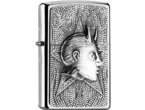 Zapalovač Zippo 21875 Devil Female Emblem