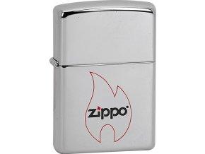 Zapalovač Zippo 22728 Zippo in Flame LC