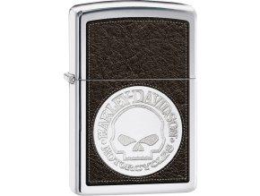 Zapalovač Zippo 22833 Harley-Davidson® Skull
