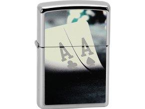 Zapalovač Zippo 22836 Aces
