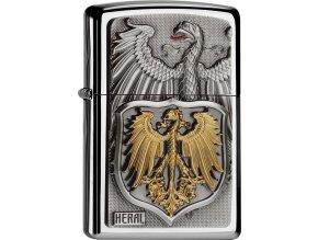 Zapalovač Zippo 22921 Heral Arco