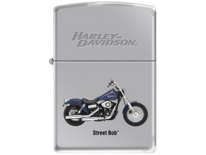 Zapalovač Zippo 22945 Harley-Davidson® Street Bob