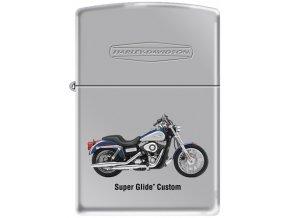 Zapalovač Zippo 22948 Harley-Davidson® Dyna Super Glide