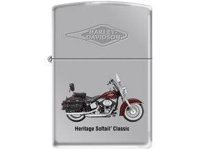 Zapalovač Zippo 22949 Harley-Davidson® Heritage Softail