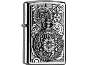 Zapalovač Zippo 22970 Pocket Watch