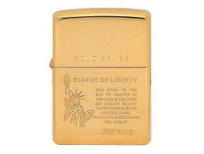Zapalovač Zippo 24005 Statue of Liberty