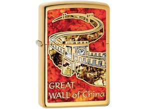 Zapalovač Zippo 24190 Great Wall of China