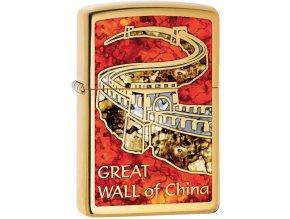 Zapalovač Zippo 24190 Great Wall of China