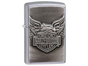 Zippo 25098 Harley-Davidson® Iron Eagle Emblem