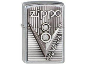 Zippo 25360 V8 Zippo Emblem