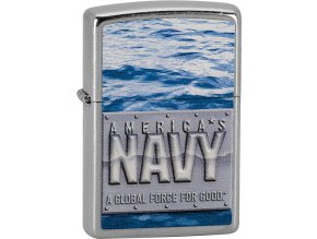 Zapalovač Zippo 25390 U.S. Navy