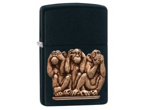 Zapalovač Zippo 26017 Three Monkeys