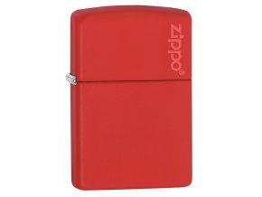 Zapalovač Zippo 26096 Red Matte ZL