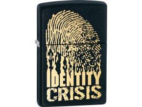 Zapalovač Zippo 26421 Identity Crisis