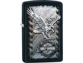 Zapalovač Zippo 26502 Harley-Davidson® Iron Eagle