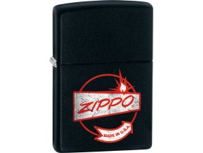 Zapalovač Zippo 26524 Zippo Sign