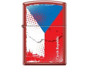 Zapalovač Zippo 26562 Czech Poster