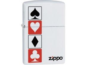 Zapalovač Zippo 26634 Zippo Card Suits