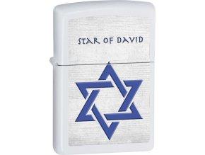 Zapalovač Zippo 26724 Star of David