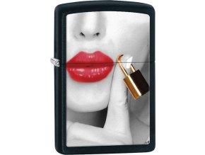 Zapalovač Zippo 26749 Locked Lips