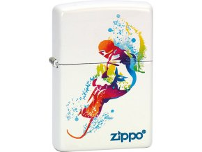 Zapalovač Zippo 26770 Snowboarding