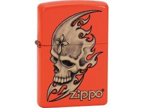 Zapalovač Zippo 26772 Skull Tattoo