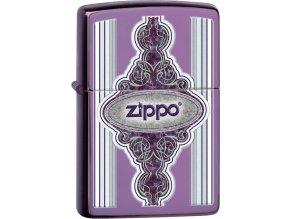 Zapalovač Zippo 26811 Vintage Frame