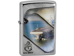 Zapalovač Zippo 27109 U.S. Navy