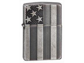 Zapalovač Zippo 27119 U.S. Flag
