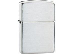 Zapalovač Zippo 28019 Brushed Sterling Silver