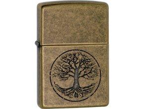 Zapalovač Zippo 29057 Tree of Life