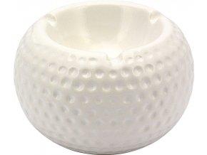 12062 Keramický popelník Golfball 113mm