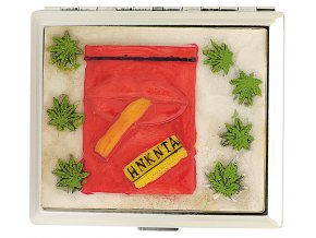 15526 Cigaretová tabatěrka