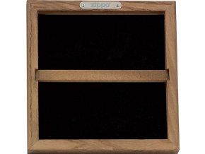42122 Zippo dřevěná vitrína 6ks