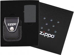 44066 Dárková kazeta Zippo s černým pouzdrem