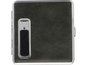 Tabatěrka s USB zapalovačem 40010