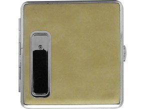 Tabatěrka s USB zapalovačem 40011