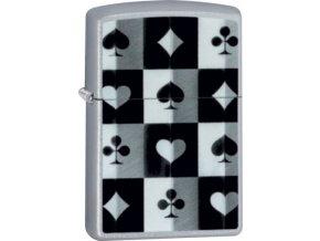 Zapalovač Zippo 20788 Cards Symbols