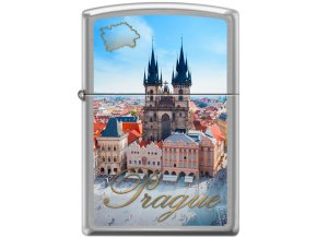 Zapalovač Zippo 21889 Prague Old Town Square