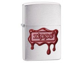 Zapalovač Zippo 21891 Red Wax Seal