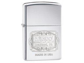 Zapalovač Zippo 22033 Bradford PA