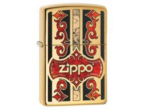 Zapalovač Zippo 24194 Zippo Logo