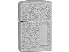 Zapalovač Zippo 20427 Zippo Logo