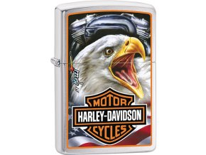 Zapalovač Zippo 21059 Harley-Davidson® Mazzi Eagle