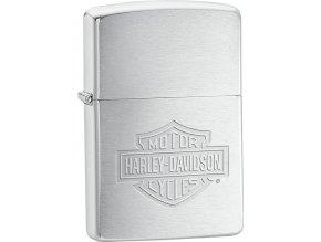 Zapalovač Zippo 21091 Harley-Davidson® Bar&Shield