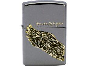 Zapalovač Zippo 28140 Higher Emblem