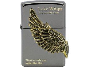 Zapalovač Zippo 28149 Love Wings