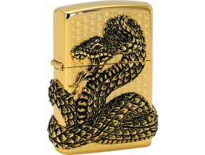 Zapalovač Zippo 28153 Snake Coil